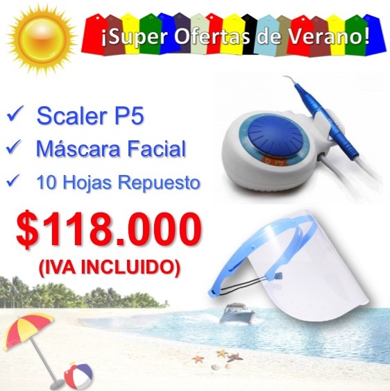 Scaler Baolai P5 + Mascara Facial de Regalo